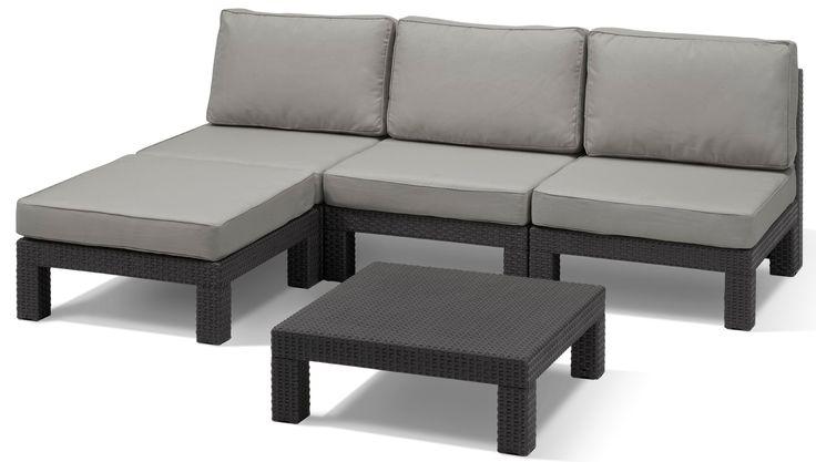 1000 images about balkon on pinterest bari teak and. Black Bedroom Furniture Sets. Home Design Ideas
