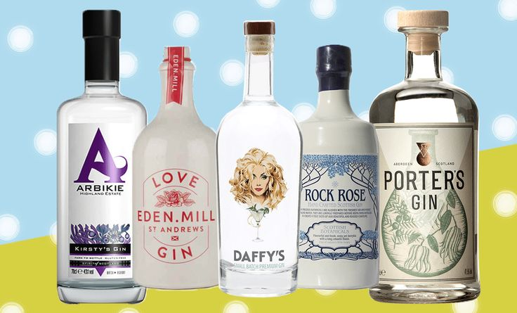 Have a highland fling with gin.