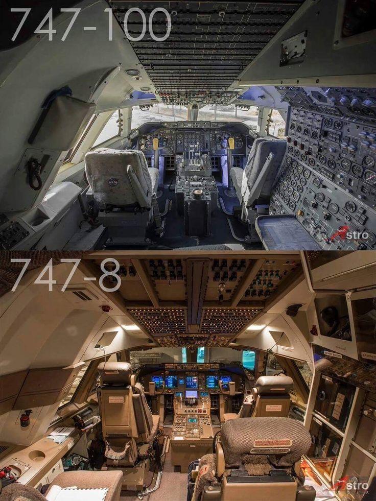 747 series cockpit Helicopter cockpit, Boeing 747
