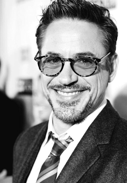 Robert Downey Jr he is awesome