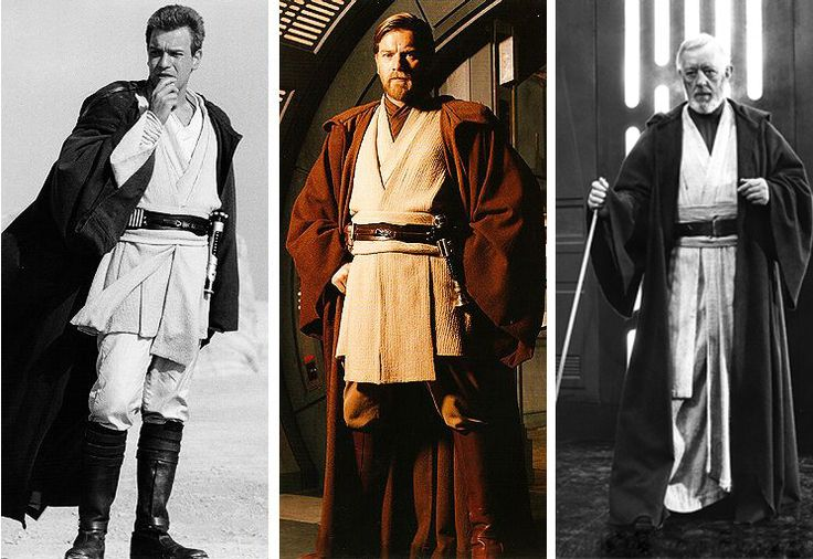Obi Wan Kenobi. Look, all I wanted was a love triangle between Padme, Obi Wan played by Liam Neeson, and Ewan McGregor as Anakin. Was that so much to ask?