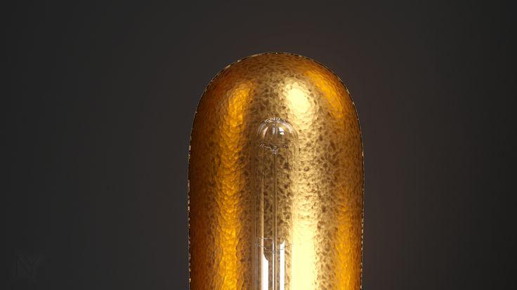 Light. Gold.