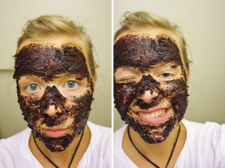 This Rawsome Vegan Life: chocolate coffee face mask