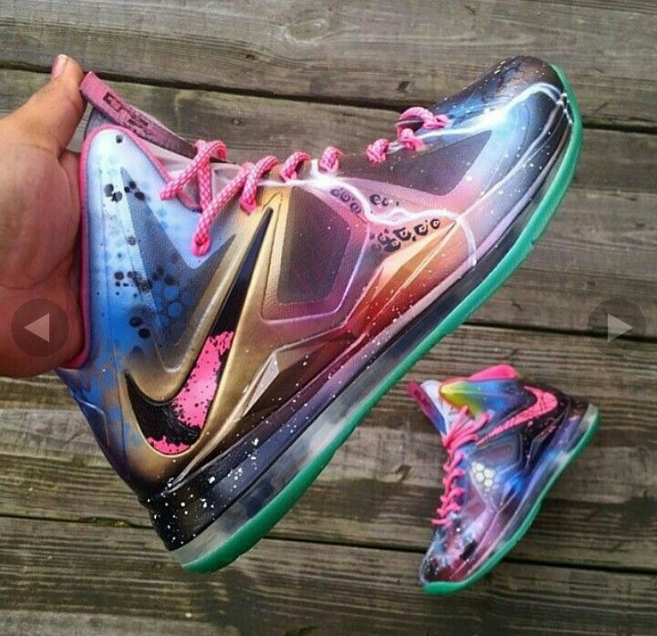 Galaxy print Nike