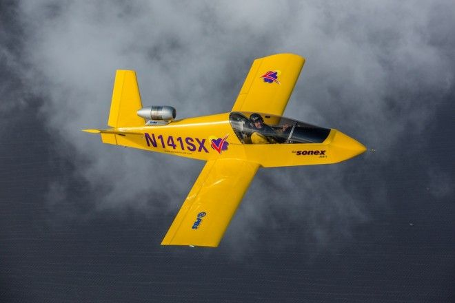 This has to be better than a jet pack... DIY Personal Jet Clocks In at 200 MPH and a Cool $125K