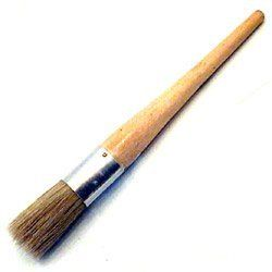 Stanton Trading Corp Round Handle Pastry Brush (13-0815) Category: Pastry Brushes by Stanton Trading Corp. $10.52. Sold Individually. Item #: 13-0815. Fine boar bristles set in a metal ferrule with lacquered wood handle. Customers also search for: Restaurant Supplies\Kitchen Supplies\Bakery Supplies\Pastry Brushes restaurant equipment, kitchen supplies Discount Round Handle Pastry Brush, Buy Round Handle Pastry Brush, Wholesale Round Handle Pastry Brush, 08808702270, SP2356...
