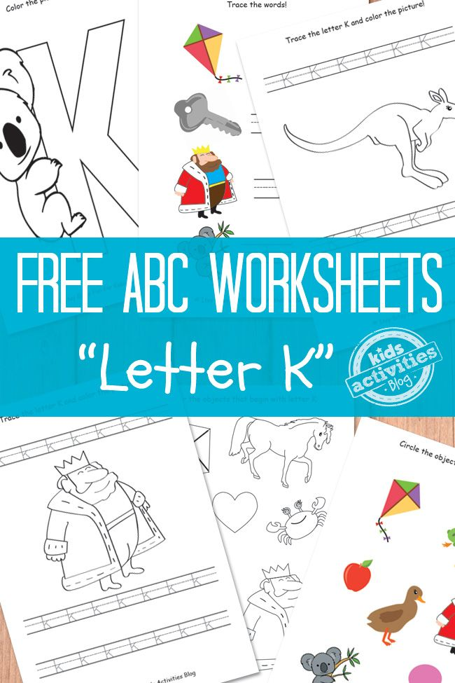 letter k worksheets 1000 ideas about letter k crafts on letter k 4045