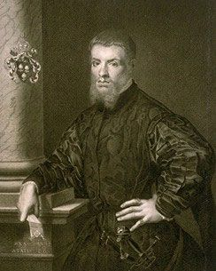 André Vésale (Andries Van Wesel dit Andreas Vesalius,   1514-1564) See: http://www.pinterest.com/pin/287386019942605130/ & http://www.pinterest.com/pin/287386019946682551/ & https://www.pinterest.com/pin/287386019949246769 [De Humanis Corporis Fabrica: http://www.pinterest.com/pin/287386019946373890/]