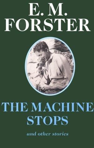 "forster's take on a future where we all live alone in little pods...and are looked after solely by ""the machine"""