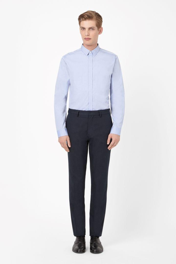 COS   Oxford cotton shirt