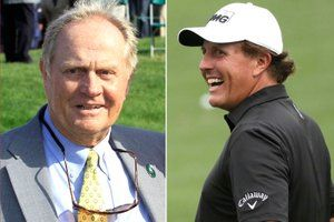 """Jack Nicklaus: Phil Mickelson can match my historic feat ! """"Jack Nicklaus: Phil Mickelson can match my historic feat"""" DETAYLAR İÇERDE https://www.oderece.net/jack-nicklaus-phil-mickelson-can-match-my-historic-feat/"""