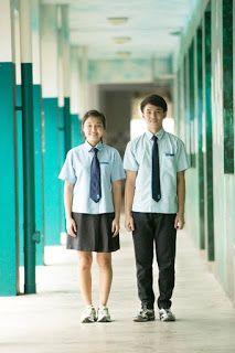 singapore school uniform nude