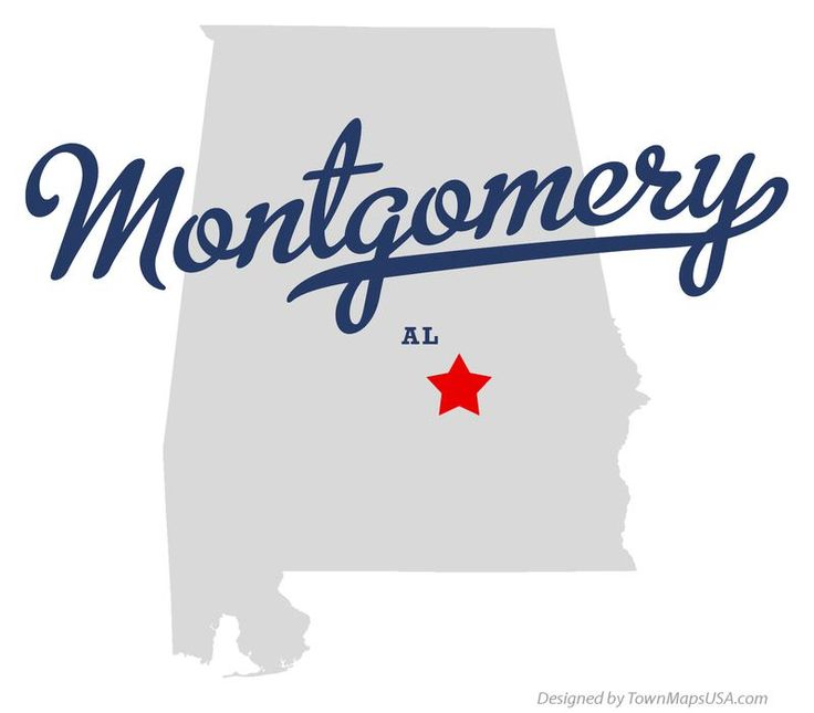 Or Montgomery Alabama City Map Driving Directions Results From - Montgomery al map