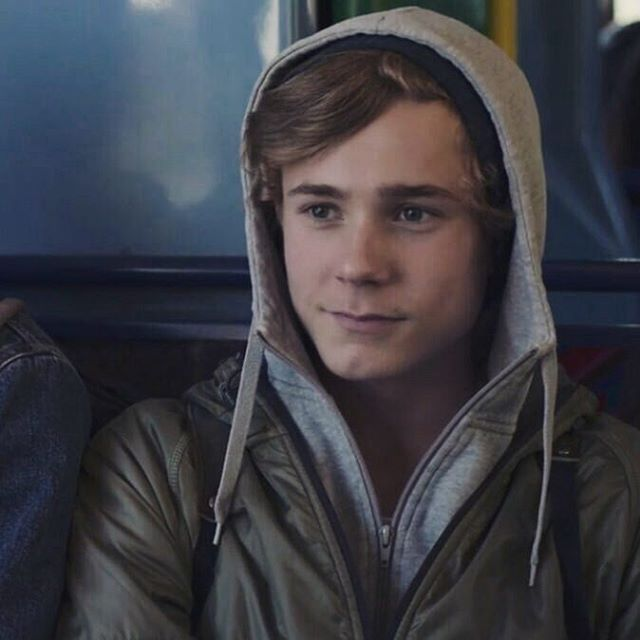 omg Tarjei he so cute oml
