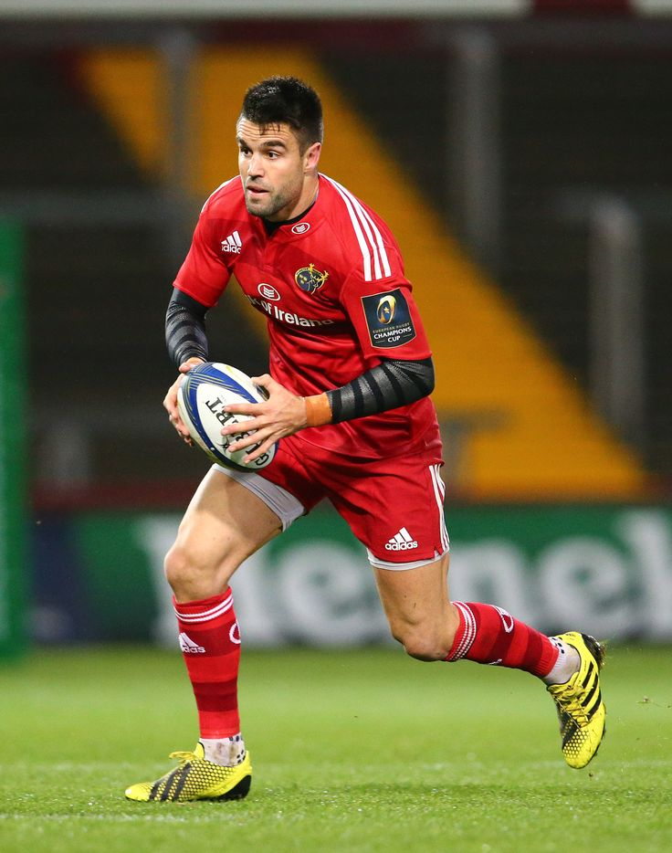 European Rugby Champions Cup Round 1, Thomond Park, Limerick 14/11/2015 Munster vs Benetton Treviso Munster's Conor Murray Mandatory Credit ©INPHO/Cathal Noonan