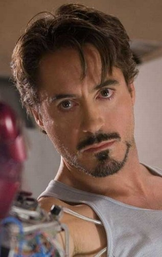 Robert Downey Junior, getting better with age.