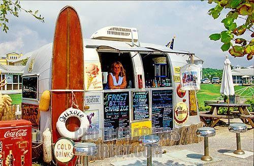 Airstream Food Truck Seaside Fl