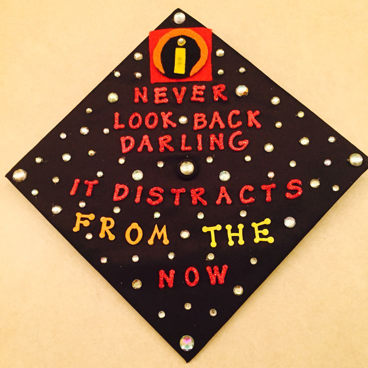 Incredible Graduation Cap Idea // Follow Us Motivation2Study for Daily Inspiration