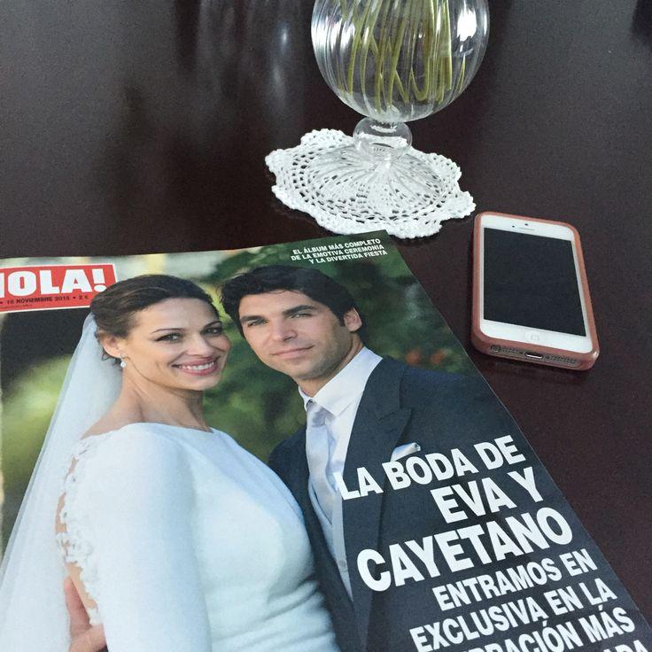 Mi tú que plan el mío...jajajajajajajajajaja  ...to por escaquearme del cambio de ropa...  #dedominguera #quemegustaunaboda #labodadeEvayCaye #queguapos  LOVE @evagonzalezoficial @cayetanorivera @pronovias @holacom #hola #boda #evaycayetano #wedding #weddingplanner #weddingplannercadiz #destinationwedding #Sevilla #selfie #bodasbonitas #boda #Cádiz #candy #inlove #IgersCadiz #inspiration #happy #handmade #feliz #friends #pink #Paris #deco #design #diseño #masterchef #love #fitness #beach…