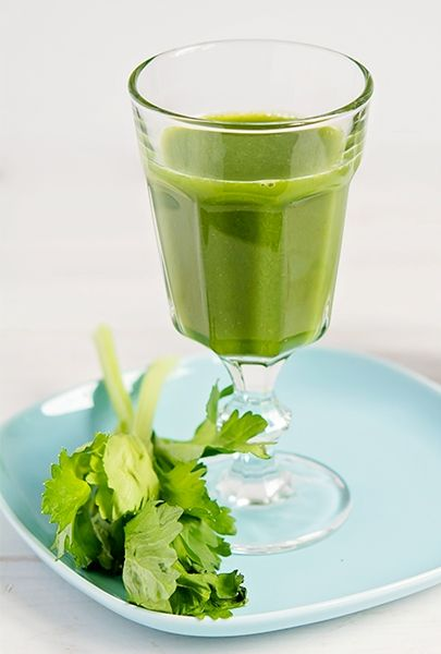 #DIY - #smoothie de kiwi, spanac și salată