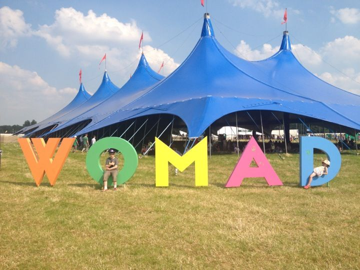 *WOMAD FESTIVAL!* - July 24th-27th 2014 :) womad.co.uk