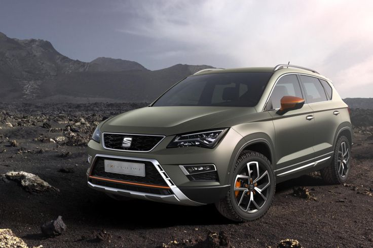 SEAT Ateca 2.0TDI 4×4 Xcellence Car Review 2016