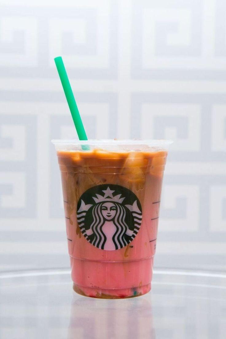 Starbucks Valentineu0027s Day Drinks   Pink Starbucks Drinks