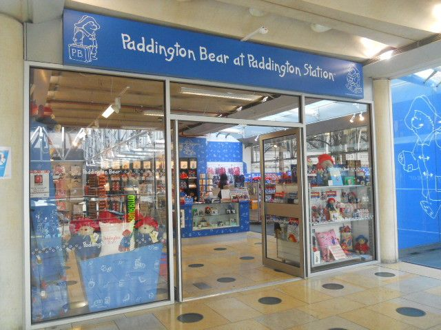 A must see shop for any fans of Paddington Bear. Find all the books, toys, and memorabilia you could ever want.