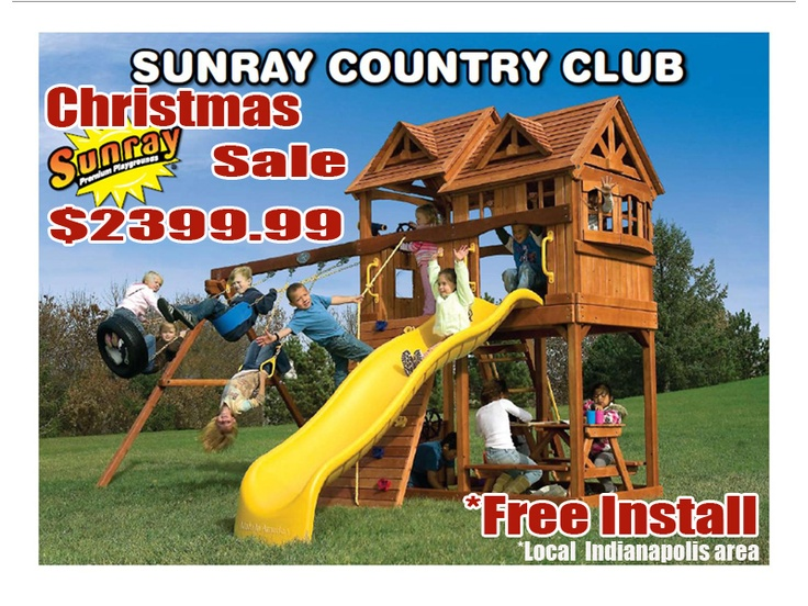 Swing Set Sale | Wooden Play sets | Play Sets on Sale | Floor Model Sale | Clearance Sale | Playground Equipment | Sale Indianapolis Prices