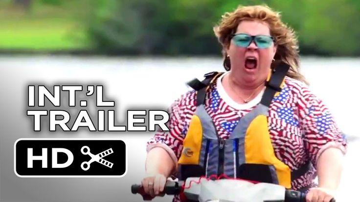 Tammy Official UK Trailer #1 (2014) - Melissa McCarthy, Susan Sarandon C...