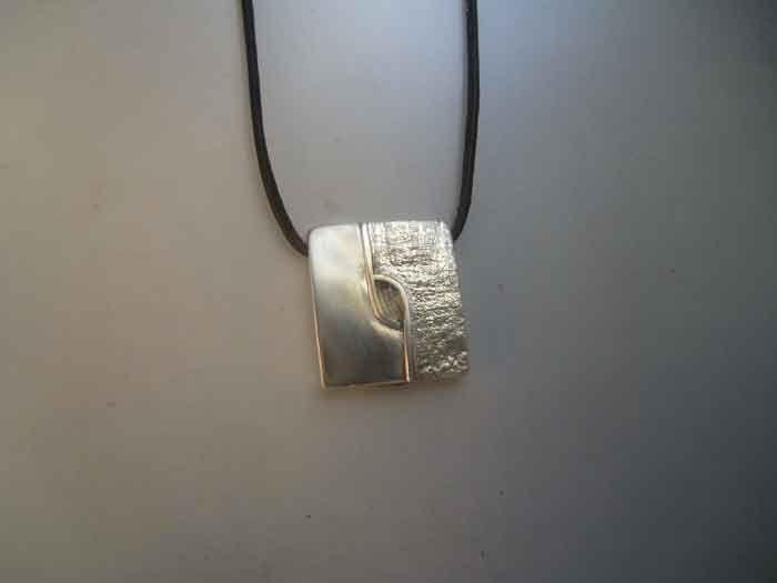 mayan kin seal world bridger Cimi sterling silver 925 pendant necklace colgante sello maya enlazador de mundos  plata de ley by Algaba on Etsy