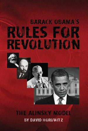 Barack Obama's Rules for Revolution: The Alinksy Model.   This book connects all the dots from the birth of the Progressive Party in America, to Barack Obama!  Great read!