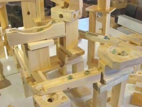 Marble machine construction set - YouTube A7 Λαβυρινθος