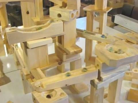 Online Free Marble Run Building Games