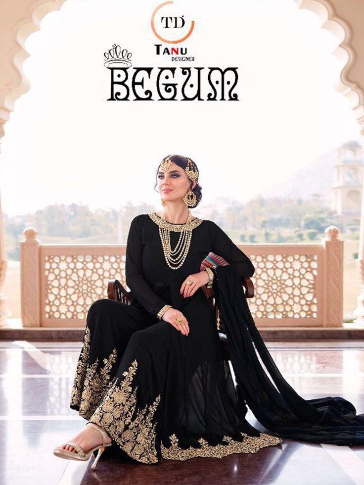 Buy Online Salwar Suit Full Catalog Begum by Tanu Designer at Wholesale Price