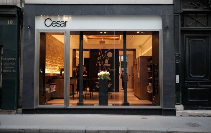 #Cesar flagship store – Paris