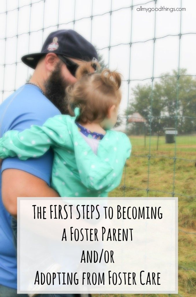 What would it take to become a foster parent?