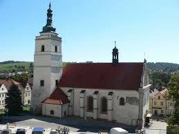Výsledek obrázku pro horšovský týn kostel