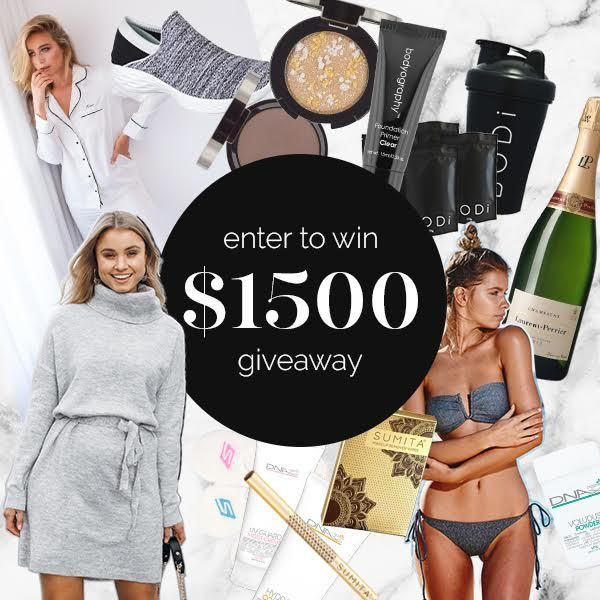 The Miss Universe Australia 2017 Sponsors are giving you the chance to win an amazing bundle. There will be 3 winners! Don't miss out on your chance to enter xx