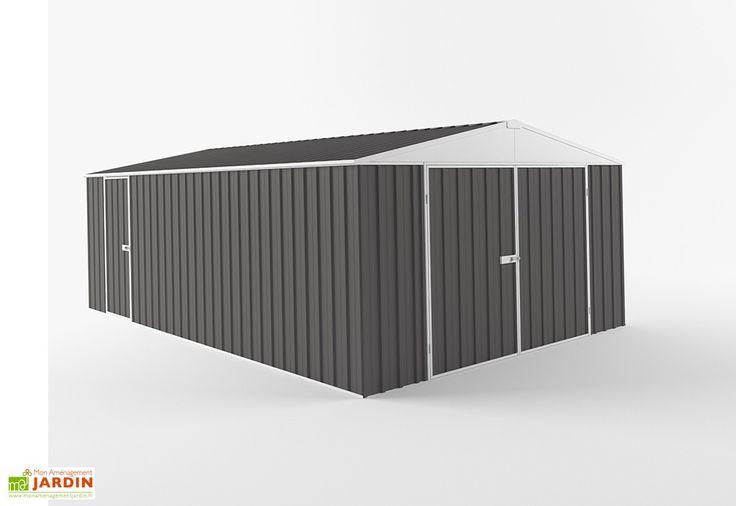 Garage en Métal XXL (665x300)
