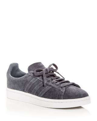 607dc0466d6042 Adidas Women s Campus Suede Lace Up Sneakers
