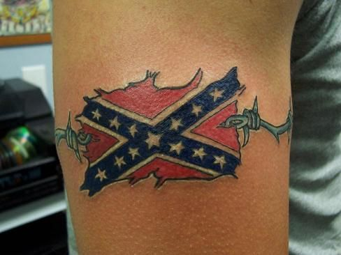 143 best southern tattoos n flags images on pinterest rebel flags confederate flag and rebel yell. Black Bedroom Furniture Sets. Home Design Ideas