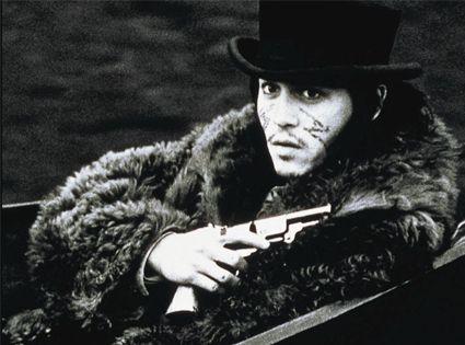 Dead Man from Johnny Depp: Movie Star!