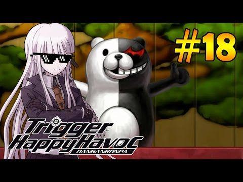 KIRIGIRI EPIC BAD ASS!! - Danganronpa Trigger Happy Havoc Cap.18 - en Español - YouTube