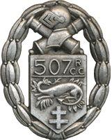 507ème Régiment de Chars Combat