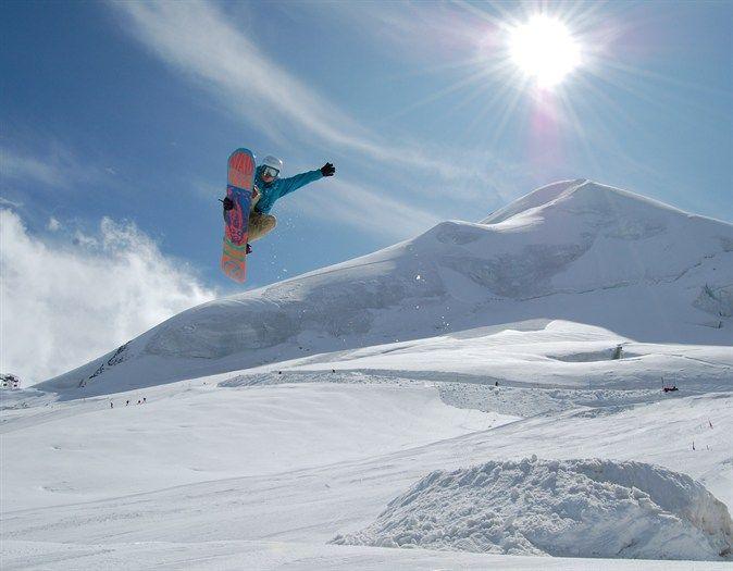 Bildeserie: Epic snowboardcamp Saas Fee 2012 - Bildeserier - Tacky.no