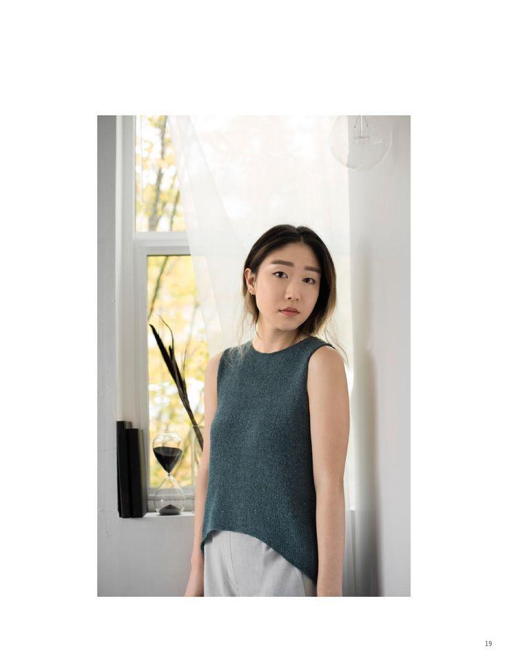 ISSUU - Shibui Knits | SS15 Look Book by Shibui Knits