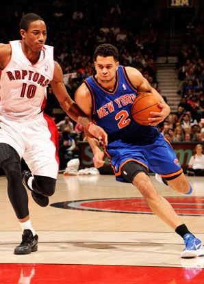 Landry Fields Agreed To An Offer Sheet With Toronto (Will Nash or Lin Be Next?)