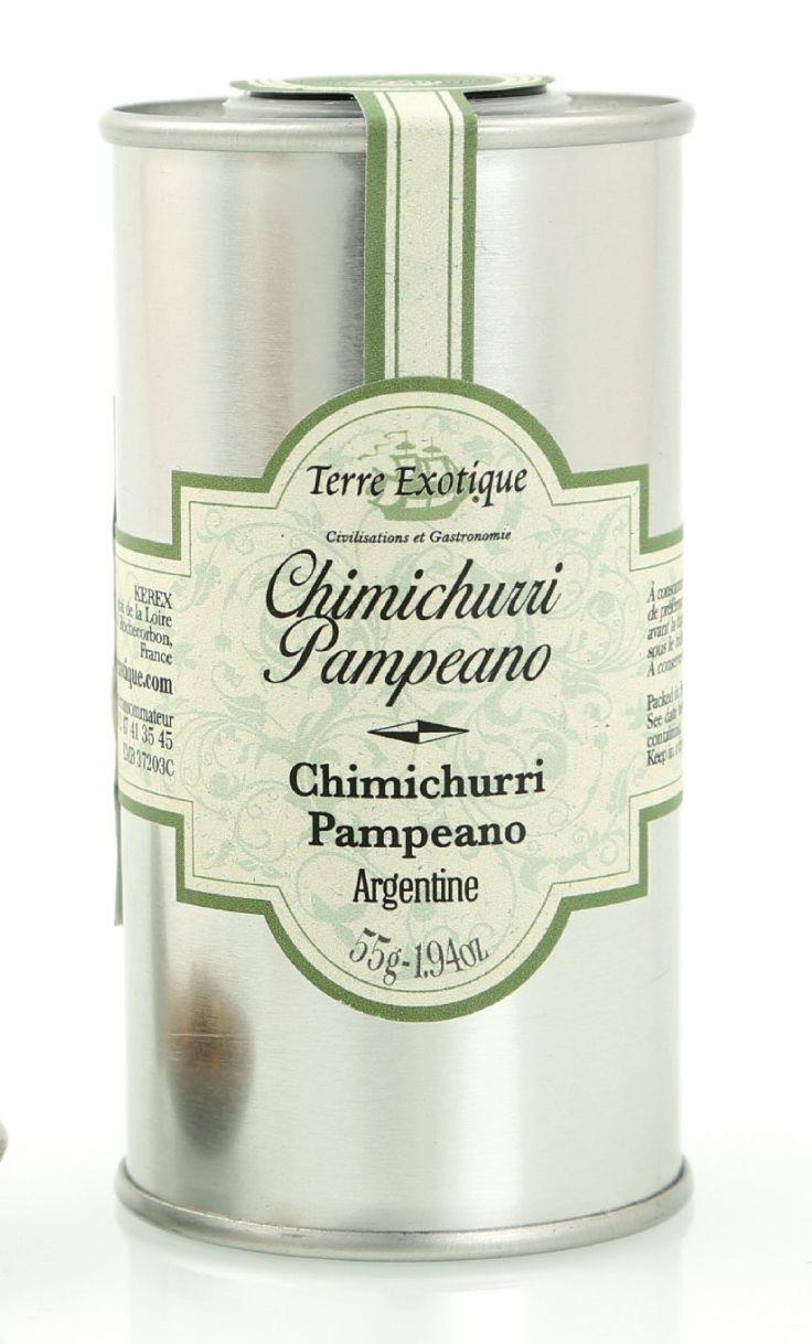 TERRE EXOTIQUE : Chimichurri Pampeano