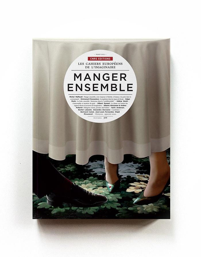Manger Ensemble - Les cahiers européens de l'imaginaire.
